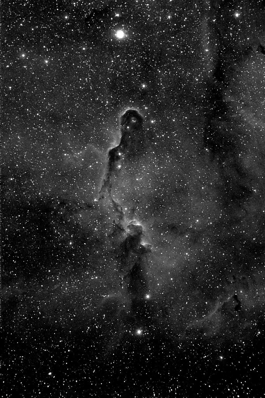 Dark Nebula Blog Title