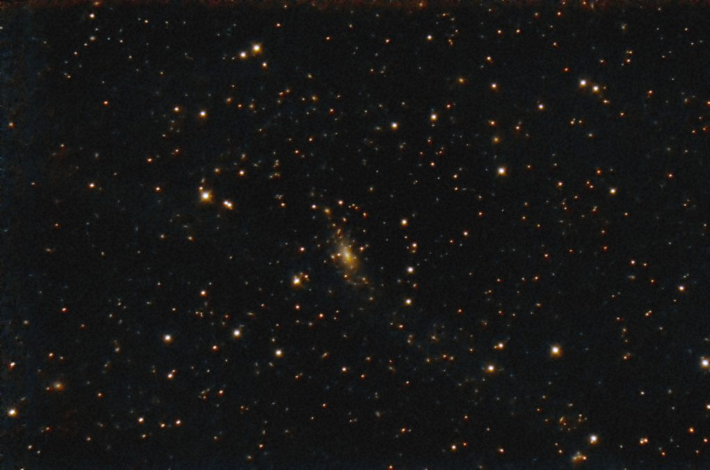 IC 1101, cD-Galaxy in Abell 2029