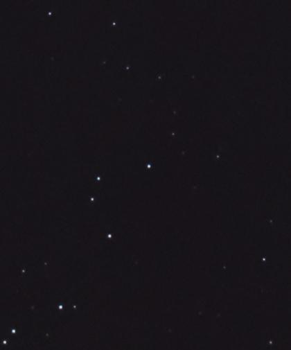 "OJ287 - Monster im Sternbild Krebs. 16""RC, Nikon D800, 24.3.2017"